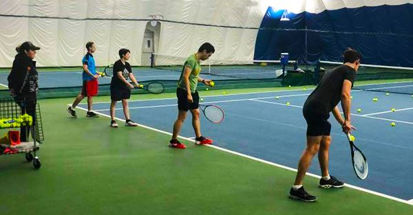Tennis For Beginners >> Metropolitan Tennis Group Manhattan Beginners Tennis Party